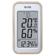 TT-572 NA [デジタル温湿度計 ナチュラル]