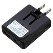 BA2UAC3410BK [TypeC AC充電器 3.4A 2ポート 1.0m BK]