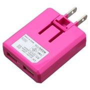 BA2UAC3410PK [TypeC AC充電器 3.4A 2ポート 1.0m PK]