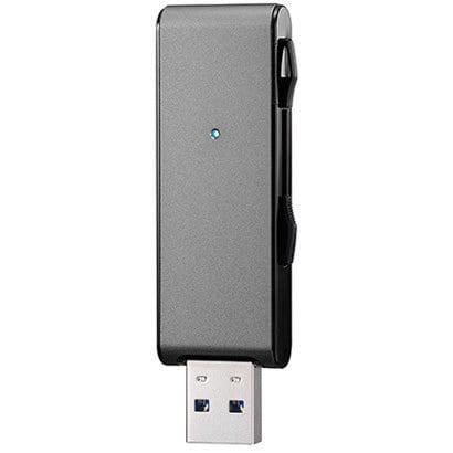 U3-MAX2/32K [USB 3.1 Gen1(USB 3.0)対応 USBメモリー 32GB ブラック]