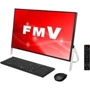 FMVF77C2B [デスクトップパソコン ESPRIMO FHシリーズ/23.8型ワイド/Corei7-7700HQ/メモリ 8GB/HDD 1TB/Blu-rayドライブ/Windows  10 Home 64ビット/Office Home and Business 2016/ブラック]