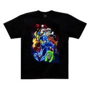 ロックマン11 ビジュアルTシャツ S [キャラクターグッズ]