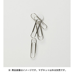 MAGNET TACK ホワイト [インテリア雑貨]
