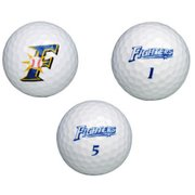 NFBA-7755 [北海道日本ハムファイターズ ゴルフボール 6球入り WH(ホワイト)]