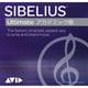 Sibelius Ultimateアカデミック版 [楽譜作成ソフトウェア Sibelius]