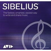 Sibelius [楽譜作成ソフトウェア Sibeliusのエントリーモデル]
