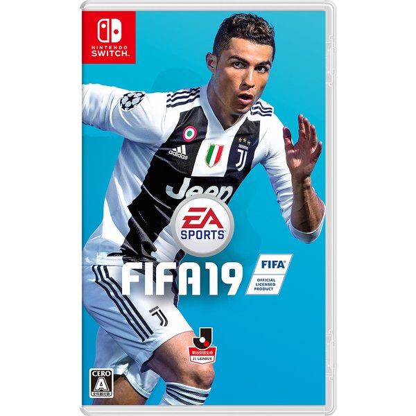 FIFA 19 STANDARD EDITION [Nintendo Switchソフト]