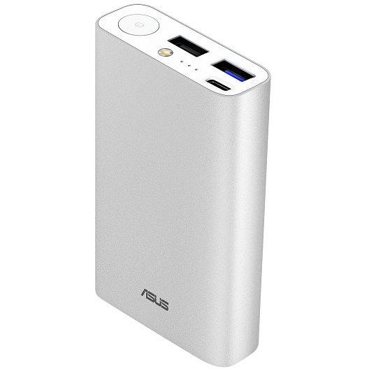 90AC02V0-BBT004 [ZenPower QC 3.0 10050mAh シルバー]