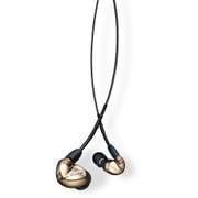 SE535-V+BT1-A [高遮音性イヤホン ユニバーサルケーブル+Bluetoothケーブル メタリックブロンズ]