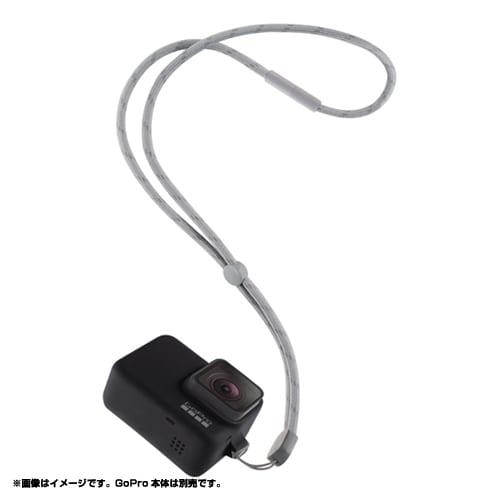 スリーブ + ランヤード ACSST-001 ブラック [ビデカメアクセサリキ]
