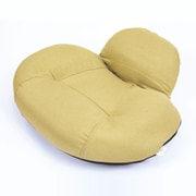 C3JHI80136 [健康用具 トレーニング座椅子 腹筋プルレ オリーブイエロー]