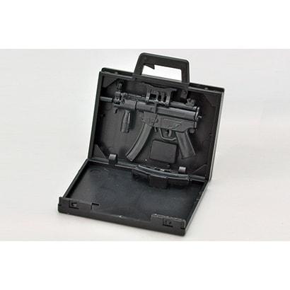 リトルアーモリー LA045 MP5Kコッファータイプ [1/12スケール組み立てキット]