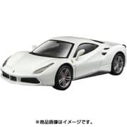 18-36904W [1/43 フェラーリ 488 GTB ホワイト]