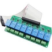 ADRSRU8 [ラズベリーパイ用リレー制御拡張基板 8回路]