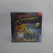 クモの毒とカエルの粘液 Spinnengift und Krotenschleim 外国語ゲーム 日本語訳ルール付 [ボードゲーム]