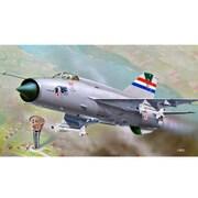 KPM0100 MiG-21bis フィッシュベッド パートI [1/72 エアクラフトシリーズ プラモデル]