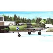 KPM0102 MiG-21bis フィッシュベッド パートII [1/72 エアクラフトシリーズ プラモデル]