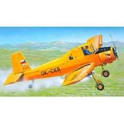 KPM0103 LET Z-37A チメラック 丸鼻蜂 農業機 [1/72 エアクラフトシリーズ プラモデル]