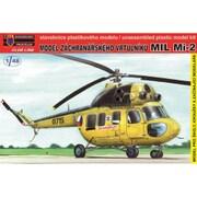 KPMCLK4801 ミル Mi-2 ホプライト [1/48 エアクラフトシリーズ プラモデル]