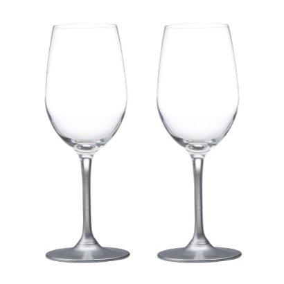 イヴェントワイングラス シルバー ペア(2脚セット)