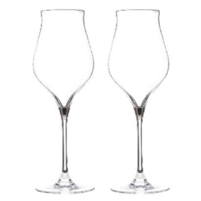 ステムリングプラチナ ワイン ペア(2脚セット)