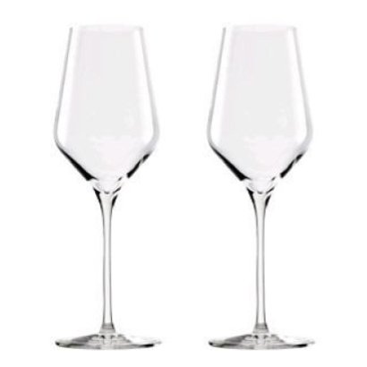 クアトロフィル ホワイトワイン 404ml ペア(2脚セット)