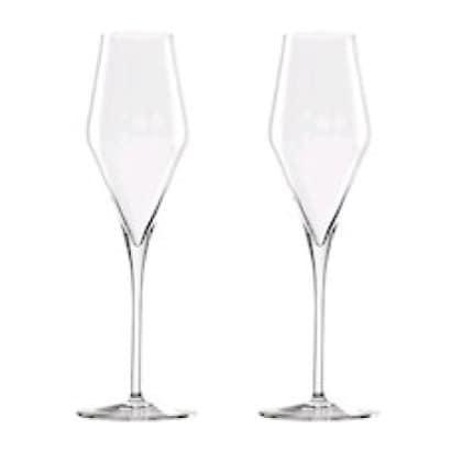 クアトロフィル シャンパン 292ml ペア(2脚セット)