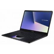 UX580GD-8750 [ZenBook Pro 15 UX580GE/15.6型/i7-8750H/ DDR4 16GB/ 512GB PCIE SSD/ GTX 1050 /ビデオメモリ 4GB/ 802.11ac/ BT4.1/Windows 10 Pro 64bit/ 指紋認証センサ搭載/ USBイーサネットアダプター付属/ディープダイブブルー]