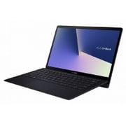 UX391UA-8550 [ZenBook S UX391UA/13.3型/i7-8550U/ DDR3 16GB/ 1TB PCIE SSD/ 802.11ac/ BT4.1/Windows 10 Pro 64bit/指紋認証センサ搭載/ASUS ミニ ドックと専用スリーブ付属/ディープダイブブルー]
