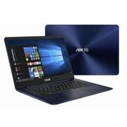 UX430UN-8550 [ZenBook 14 UX430UN/14型/i7-8550U/ DDR3 16GB/ 512GB SATA SSD/ NVIDIA GeForce MX150/ ビデオメモリ 2GB/ 802.11ac/ BT4.1/Windows 10 Home 64bit/指紋認証センサ搭載/ロイヤルブルー]