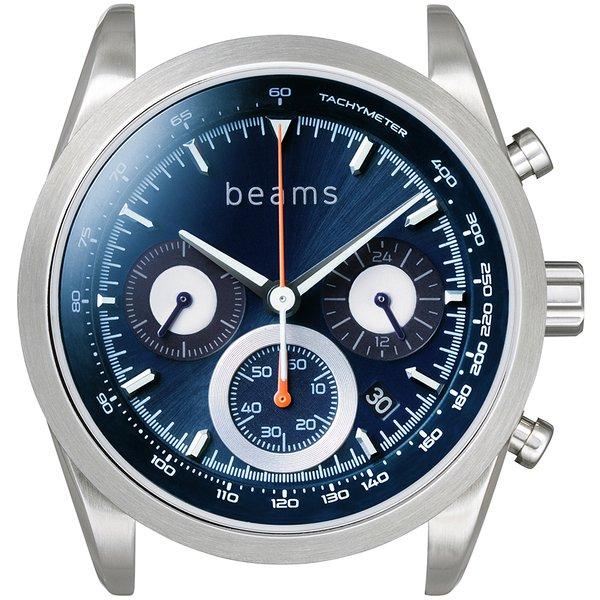 WNW-HCS02 S [wena wrist Chronograph Solar Silver beams edition]
