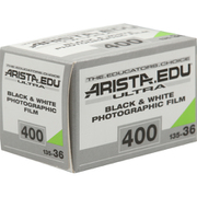 EDUULTRA40035X36 [ネガフィルム ARISTA EDU ULTRA ISO 400 35mm 36枚撮り]