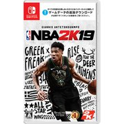 NBA 2K19 [Nintendo Switchソフト]