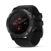 010-01989-63 [GPSスマートウォッチ fenix5X Plus Sapphire Black]