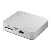 WFS-SR03W [Wi-Fiストレージ ポケドラ 11ac対応モデル ホワイト]