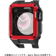 AW-38ZERORD [Apple Watch 38mm用 ZEROSHOCKケース レッド]