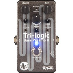 Tri-logic Bass PreampIII [ベース用プリアンプ]