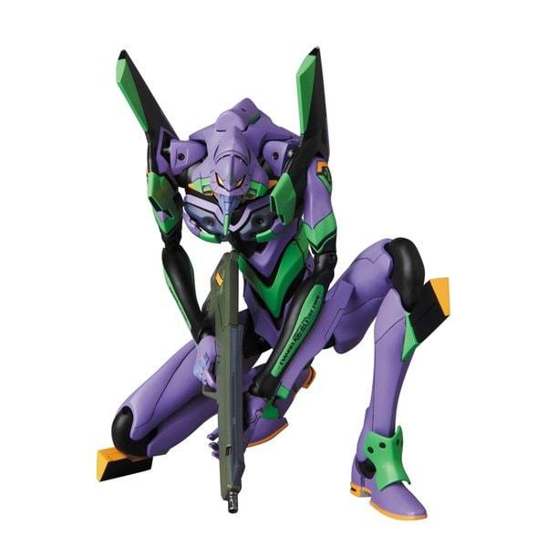 MAFEX エヴァンゲリオン初号機 [汎用ヒト型決戦兵器 人造人間エヴァンゲリオン 全高約190mm 可動フィギュア]