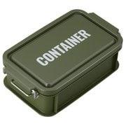 CNT-600 [ランチチャイム2 コンテナランチボックス カーキ]