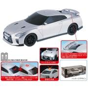 サウンド&ライト NISSAN GT-R 覆面パトカー [フリクションカー]