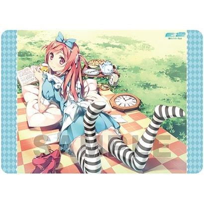 キャラクター万能ラバーマット E☆2 カントク ピクニック! [短辺約370×長辺約520×厚さ約2mm]
