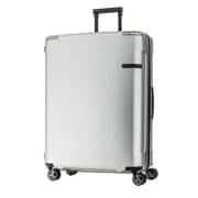 DC0*07005 [スーツケース EVOA 75cm エキスパンダブル 旅行日数目安:1週間以上 108L/124L TSAロック搭載 BRUSHED SILVER]