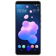 HTC U12+ セラミックブラック [SIMフリースマートフォン]