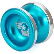 ヨーヨー STEP3 メタルウィング ブルー