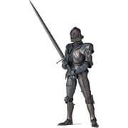 15世紀ゴチック式 フィールドアーマー ブロンズ [タケヤ式自在物置 全高約147mm 塗装済み可動フィギュア]