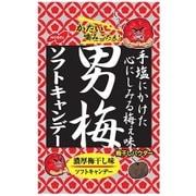 男梅ソフトキャンデー 35g