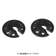 B7-S3N SLF ノーマルスプリングカップ BD-7用 黒 [ラジコン用部品]