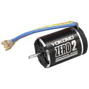 YM-BL65B ZERO ブラシレスモーター 6.5Tセンサー付 ブラック [ラジコン用部品]