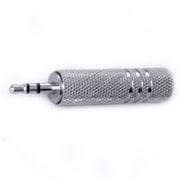 FAD-820SS [φ6.3mmステレオ標準ジャック(メス)-φ3.5mmステレオミニプラグ(オス)変換アダプター]