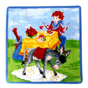 Fairy Tales 205 Wishing Table FEILER [ハンドタオル 並行輸入品]